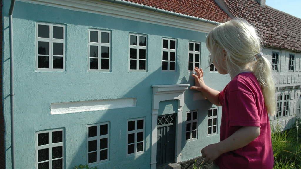 Den historiske miniby ved Fredericia